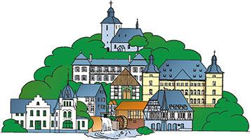Wappen von Warstein